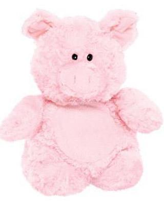 Baby Gund Chubby Puffs Percy Pig
