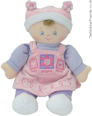 Baby Gund Hugs Giggles Smiles Doll