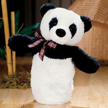 Gund Fluppet Bamboo Panda