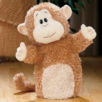 Gund Fluppet Flapjack Monkey