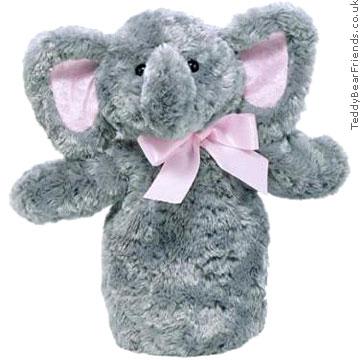 Gund Fluppet Maddy Elephant