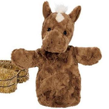 Gund Fluppet Trixie Horse