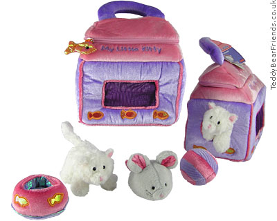 Baby Gund Playset My Little Kitty