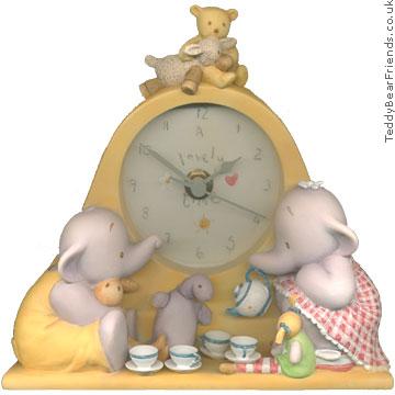 Michel and Company Humphreys Corner Clock