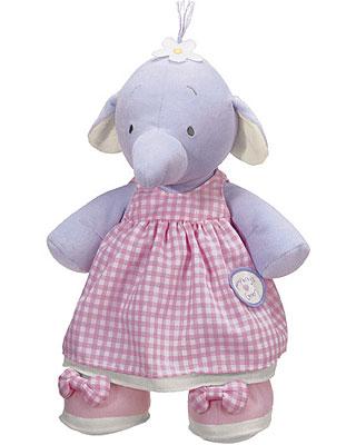 Gund Humphreys Corner Lottie with Pink Dress