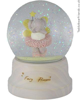 Michel and Company Humphreys Corner Lottie Snow Globe