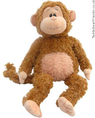 Gund Sketchy Monkey