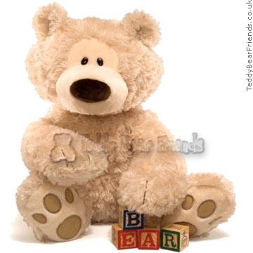 Gund Philbin Bear