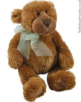 Gund Chauncey musical teddy bear