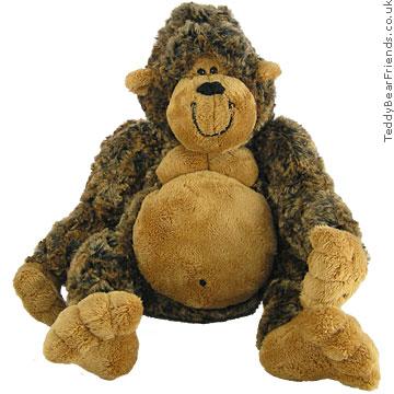 Gund Teddy Bears on Garstang Gorilla   Gund   Teddy Bear Friends