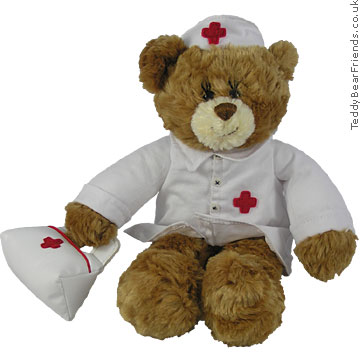 Gund Nurse B Well