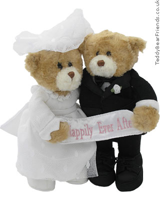 Gund Wedding Happily Ever After