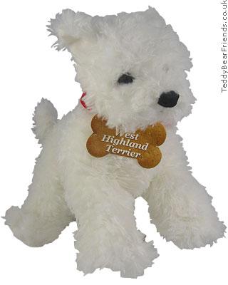 Gund West Highland Terrier Dog