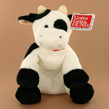 Gund Whimsey Anna Bell mooing cow