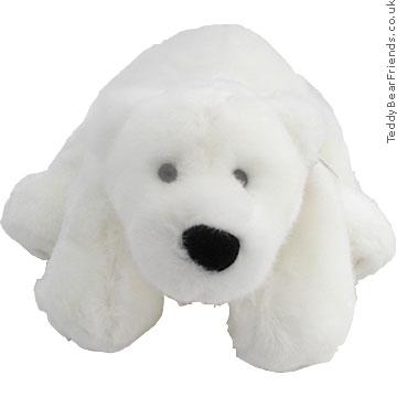Gund White Polar Bear