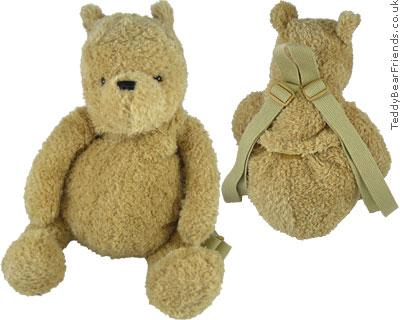 Gund Classic Winnie the Pooh Backpack