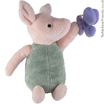 Gund Winnie the Pooh classic musical Piglet