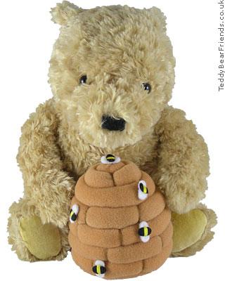 Gund Winnie the Pooh classic beehive musical