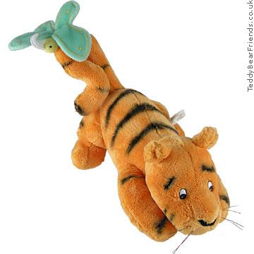 Gund Winnie the Pooh classic musical Tigger
