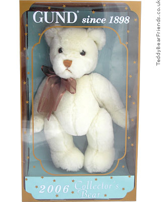 Gund Gundy 2006 Collectors Bear