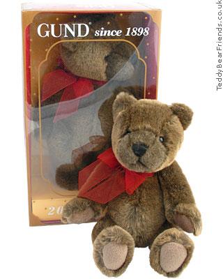 Gund Gundy 2008 Collectors Bear