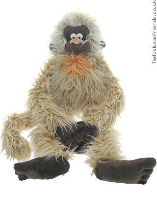 Gund Hairoids ChiChi Monkey