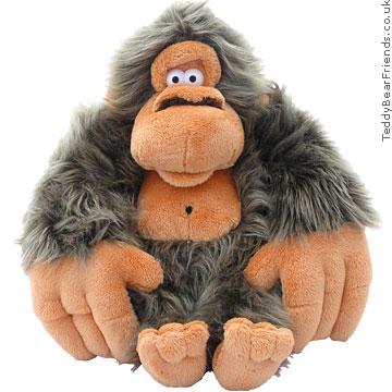 Gund Hairy Gorilla