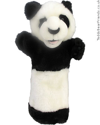 The Puppet Company Panda Bear Puppet
