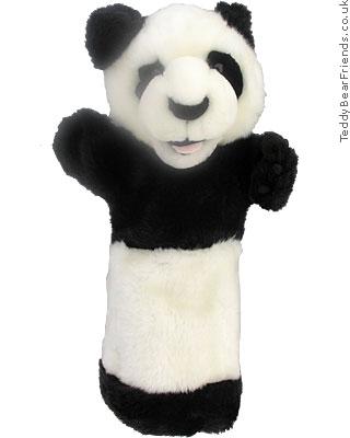 The Puppet Company Panda Bear Puppet