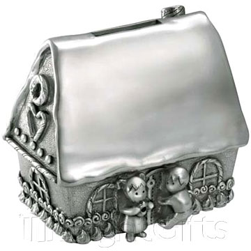 Royal Selangor Hansel and Gretel Coin Box