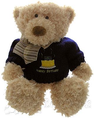 Teddy Bear Friends Exclusive Happy Birthday Teddy Bear