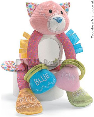 Baby Gund Hulahoop Activity Kitten