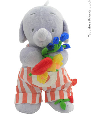 Golden Bear Toys Humphrey Elephant With Love