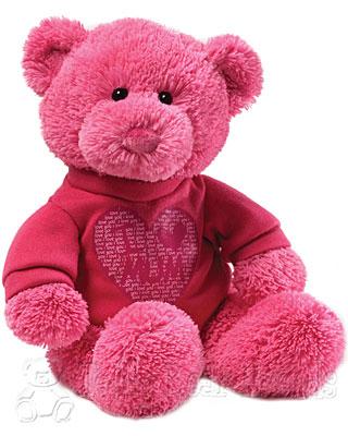 Gund I Love Mum Bear