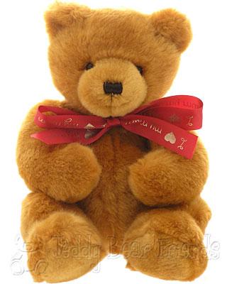 Teddy Bear Friends Exclusive I Love My Mum Teddy Bear