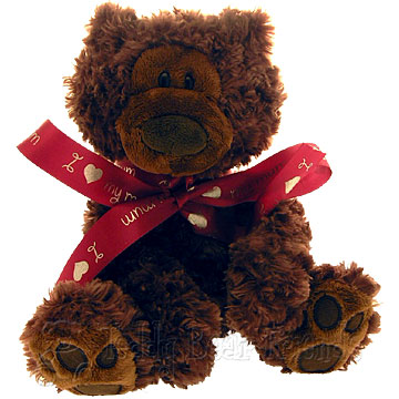 Teddy Bear Friends Exclusive I Love My Mum Teddy