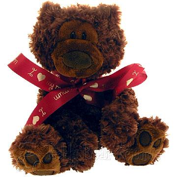 Teddy Bear Friends Exclusive I Love My Mum Teddy