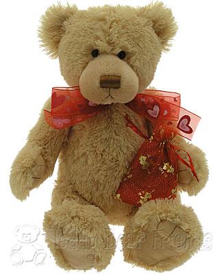 Gund I Love You Bear