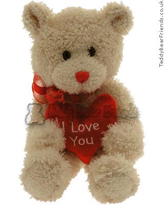 Gund I Love You Little Bear