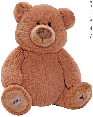 Gund Icalled Teddy Bear
