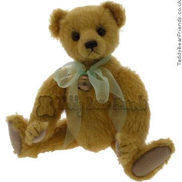 Charlie Bears Jay Teddy Bear
