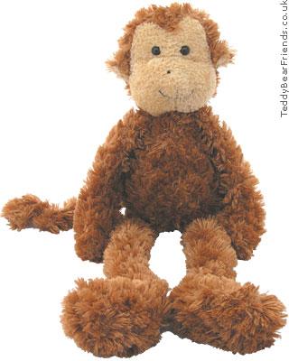 Jellycat Brown Monkey