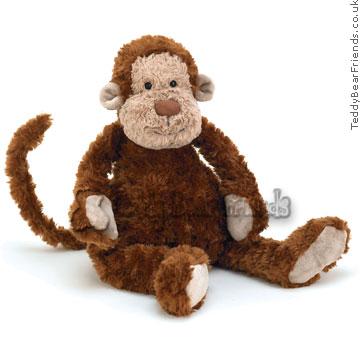 Jellycat Chubble Monkey