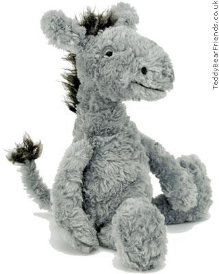Jellycat Furryosity Donkey