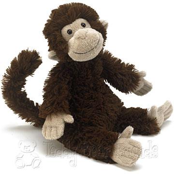 Jellycat Momo Monkey