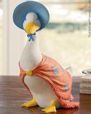 Border Fine Arts Jemima Puddle-duck Ornament