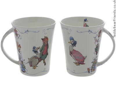 Churchill Jemima Puddleduck Mug Set