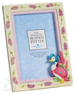 Border Fine Arts Jemima Puddleduck Photo Frame