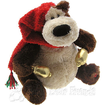 Christmas Musical Bear