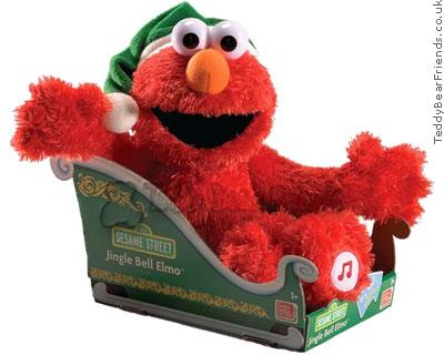 Gund Jingle Bells Elmo